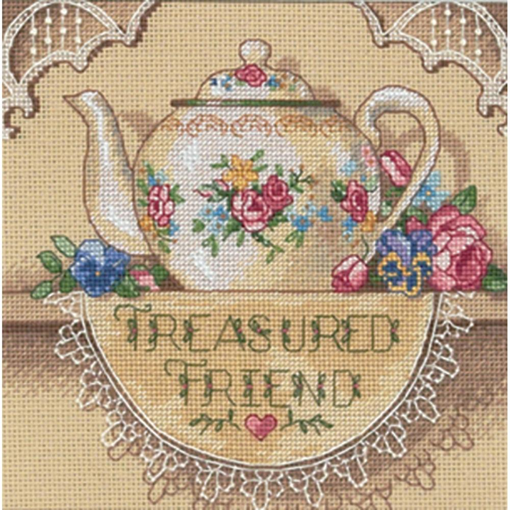 Dimensions Gold Collections Petites - Treasured Friend