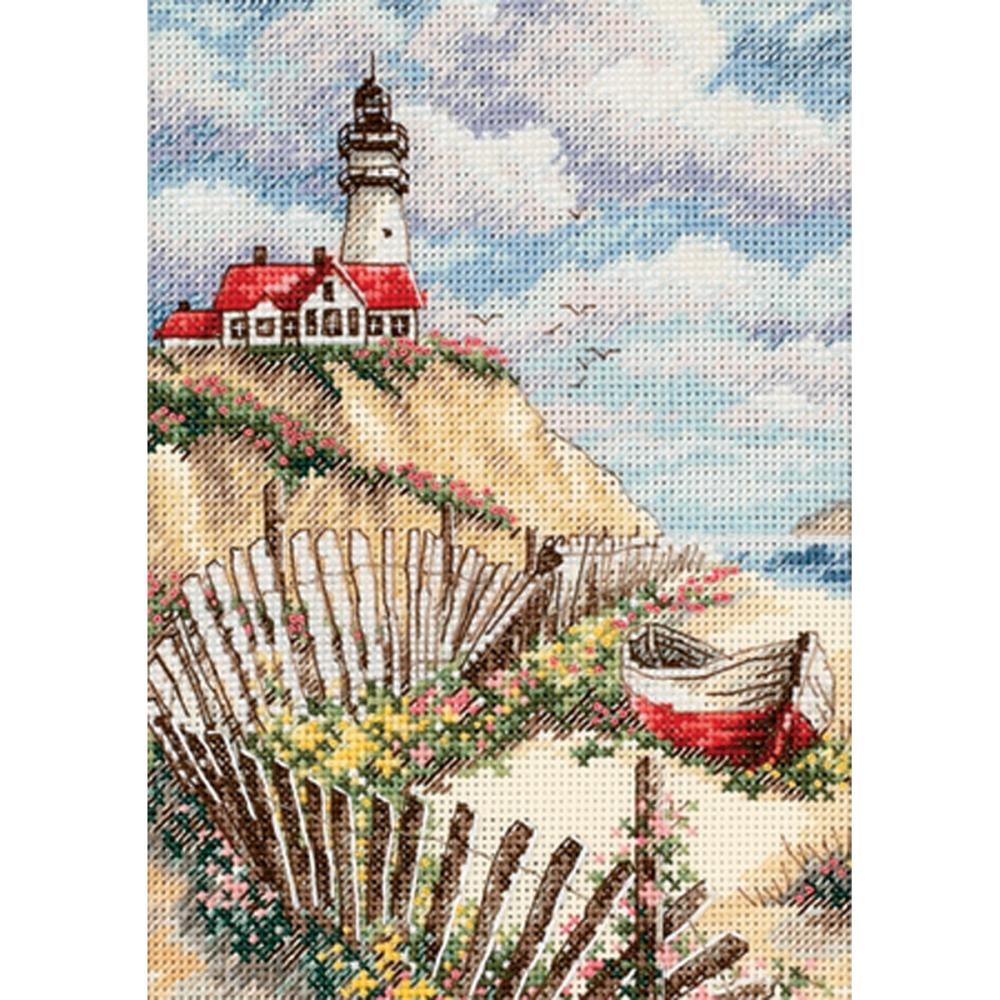 Dimensions Gold Collections Petites - Cliffside Beacon