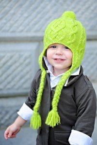 Tot Toppers Sweet n Sour Apple Hat
