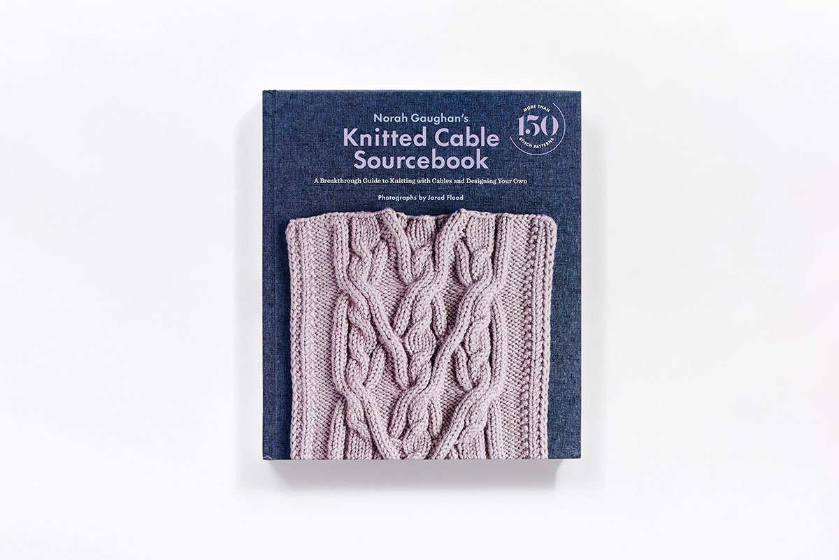 Knitted Cable Sourcebook, by Norah Gaughan
