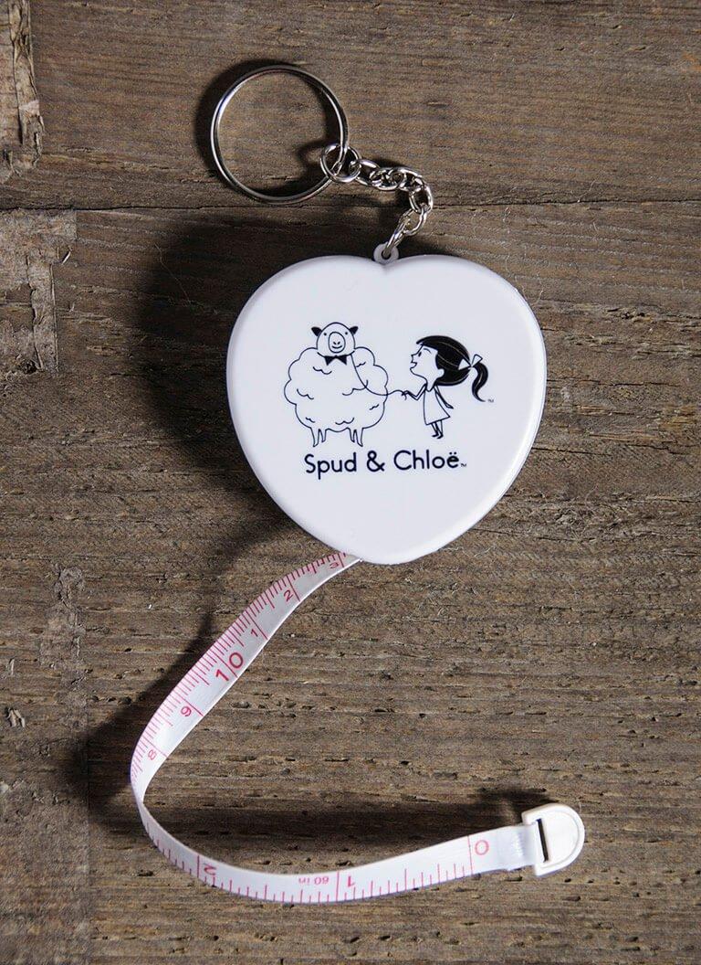 Spud & Chloe Tape Measure