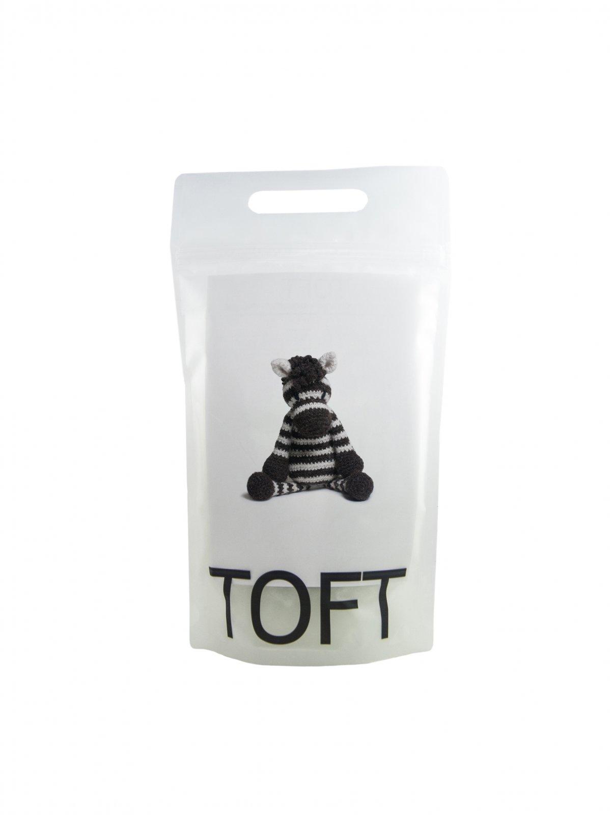 Toft UK Alice The Zebra Kit
