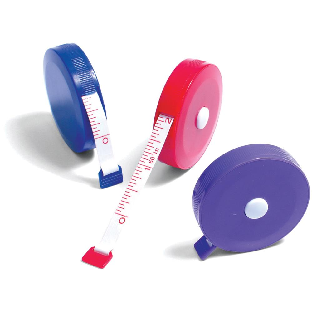 Cloth Tape Measure - Assorted Colors