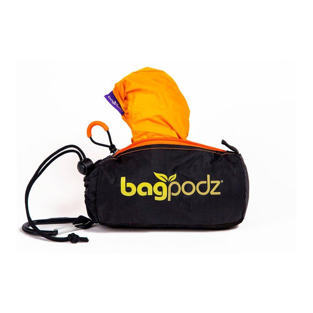 Bag Podz Saffron Yellow