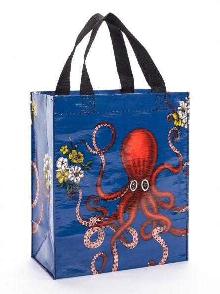 Blue Q Octopus Handy Tote