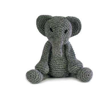 Toft UK Bridget the Elephant