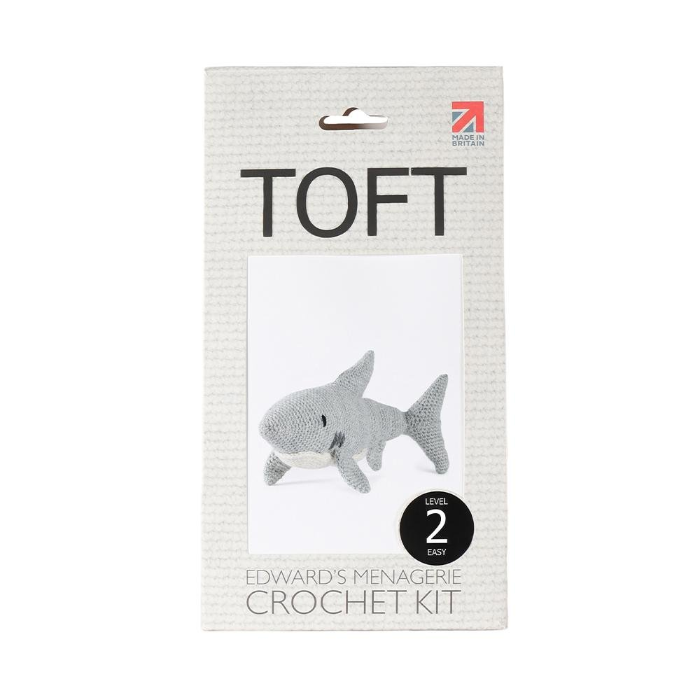 Toft UK Bryce the Great White Shark