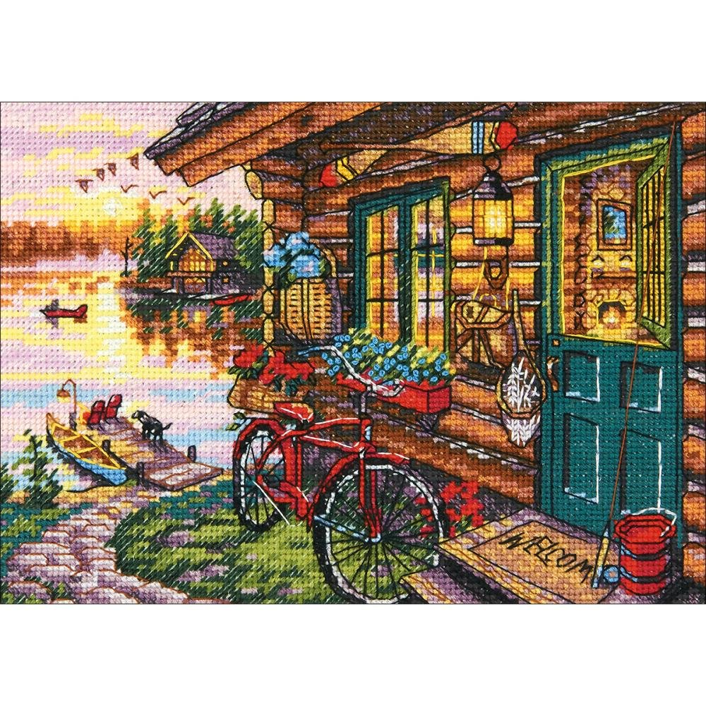 Dimensions Gold Collections Petites - Cabin View