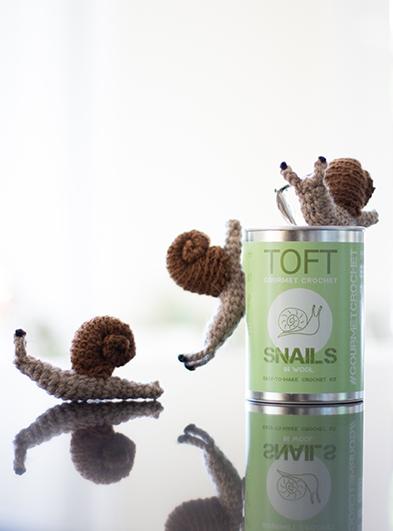 Toft UK Gourmet Crochet Canned Kits