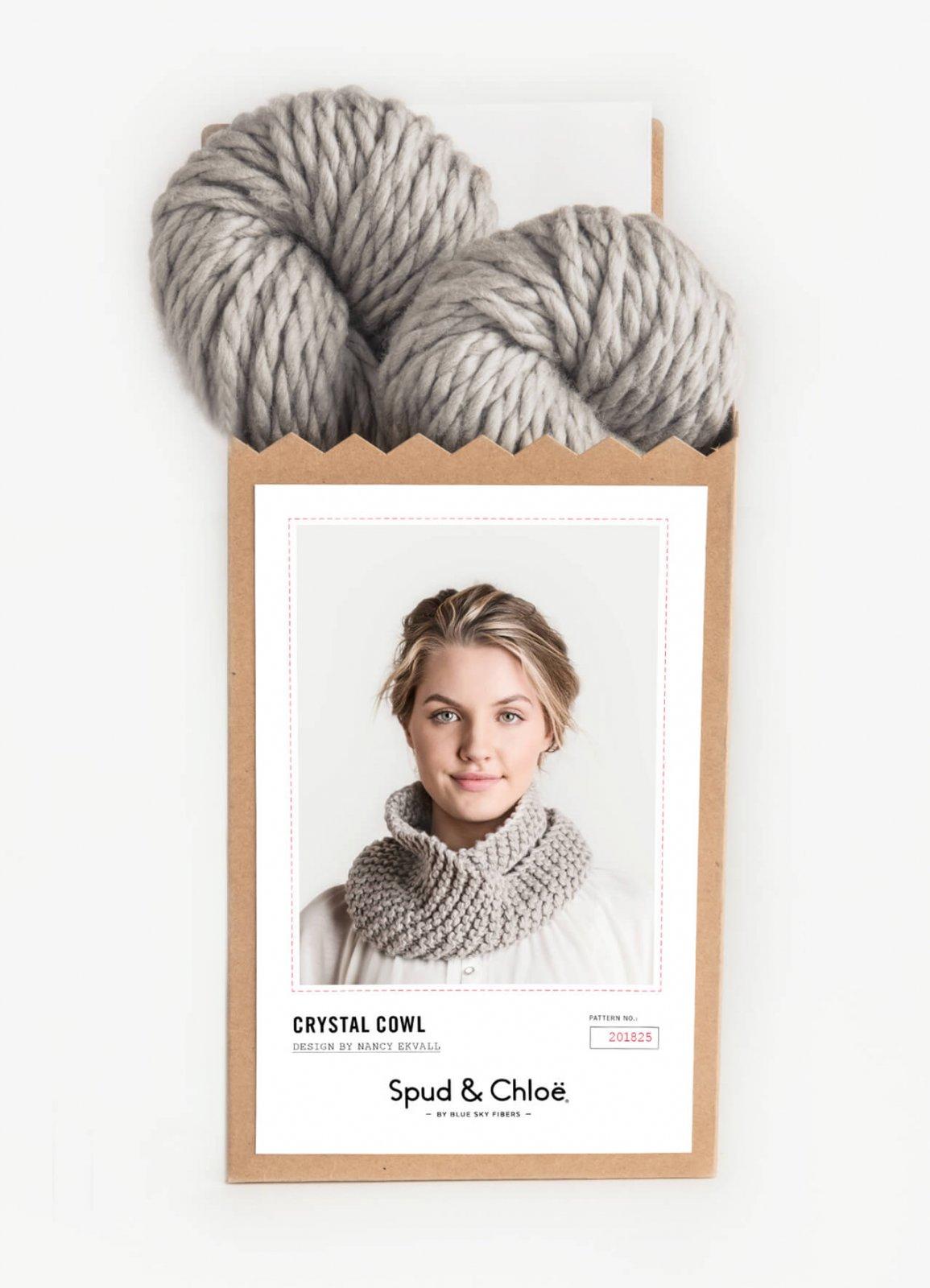 Spud & Chloe Crystal Cowl Kit