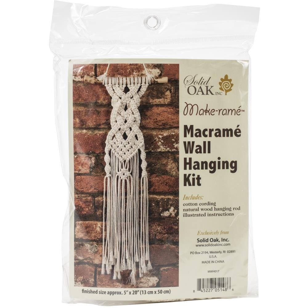 Macrame Kit-Celtic Braids
