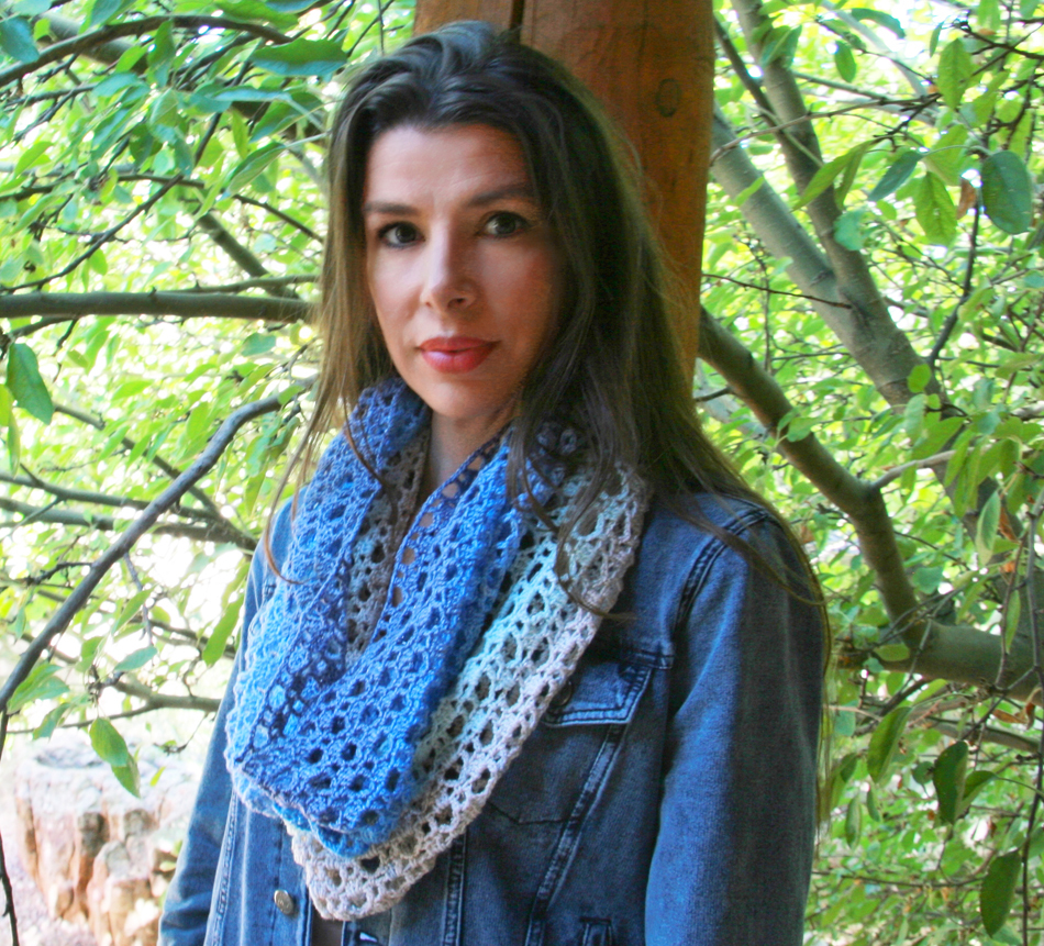 Coastal Cowl Pattern