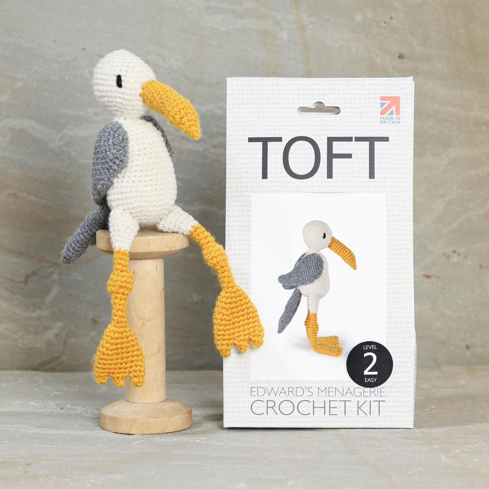 Toft UK Dave the Seagull