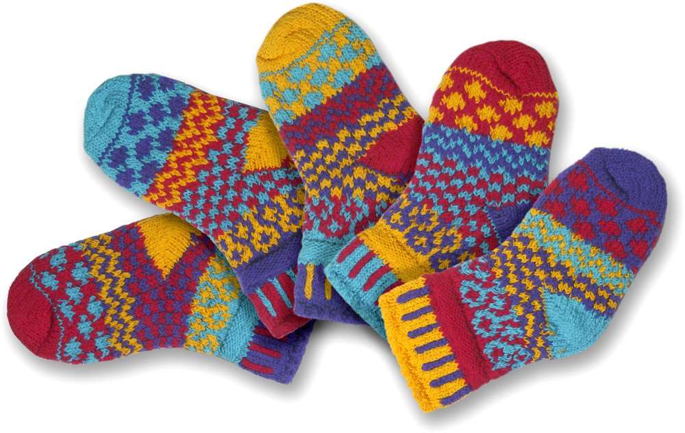 Solmate Baby Socks Firefly