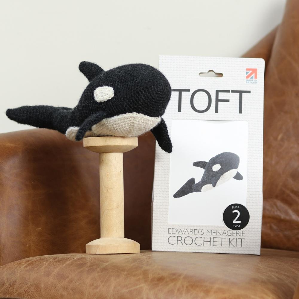 Toft UK Florence the Orca