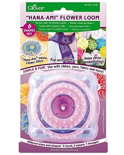 Clover Flower Loom