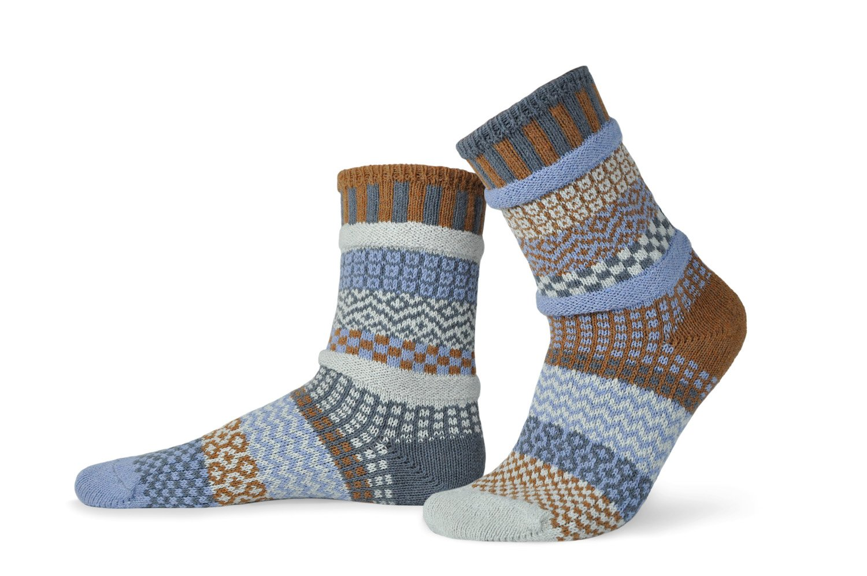 Solmate Crew Socks Foxtail