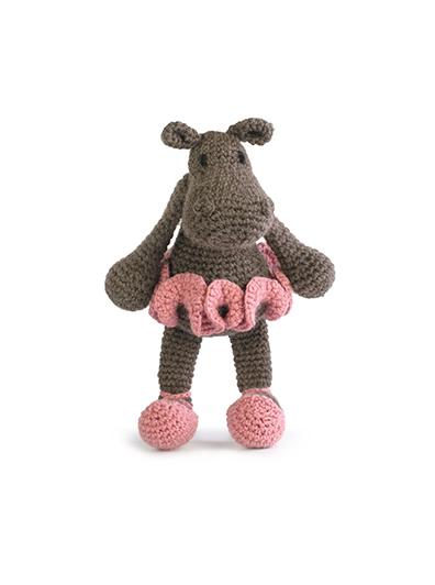 Toft UK Georgina The Ballerina Hippo Kit