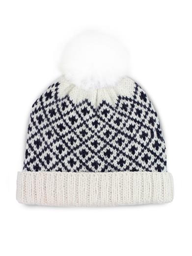 Toft UK Knit Glacier Hat Kit