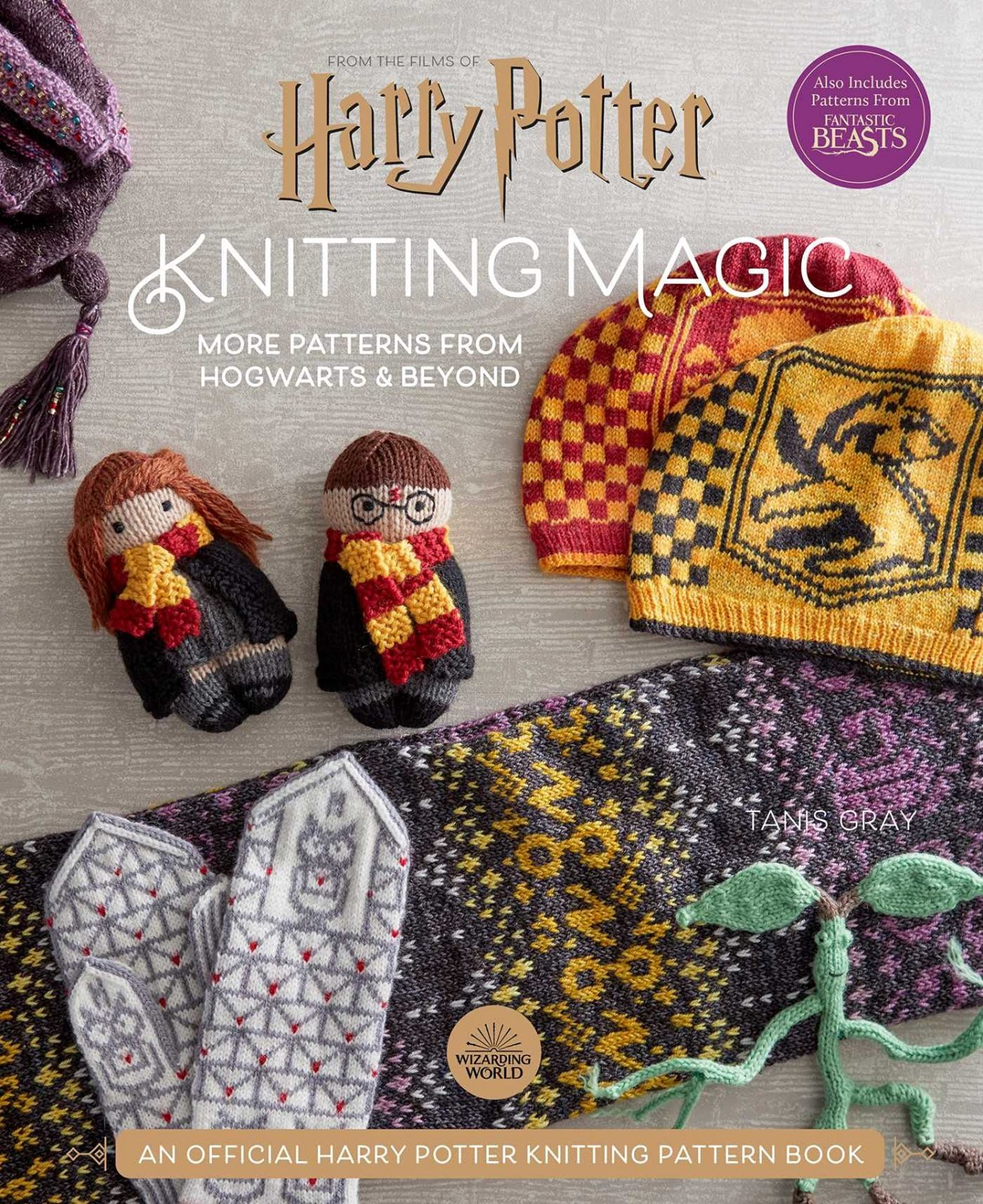 Harry Potter:  More Patterns from Hogwarts and Beyond