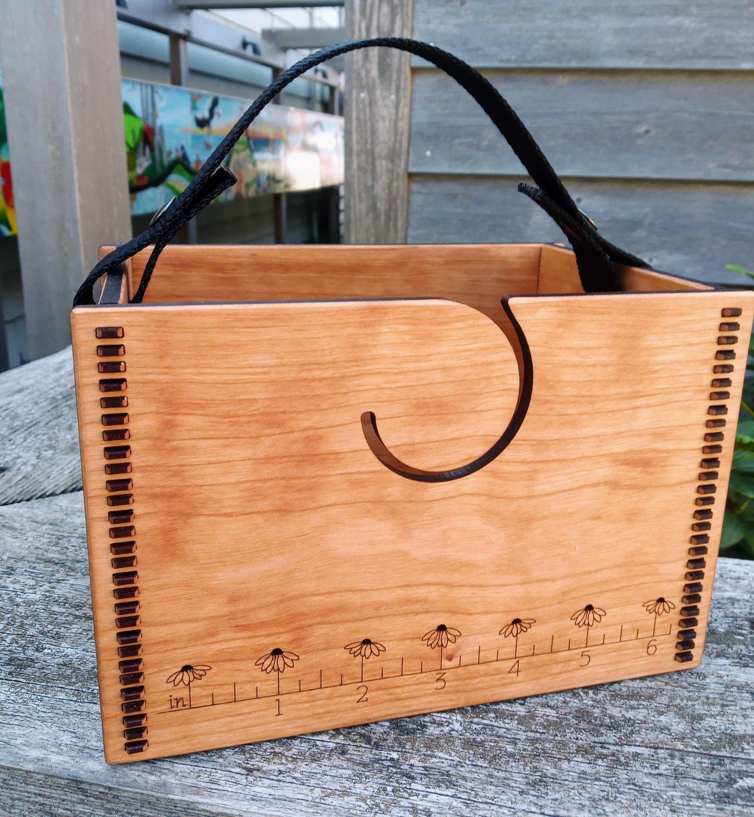 Hannah's Yarn Box
