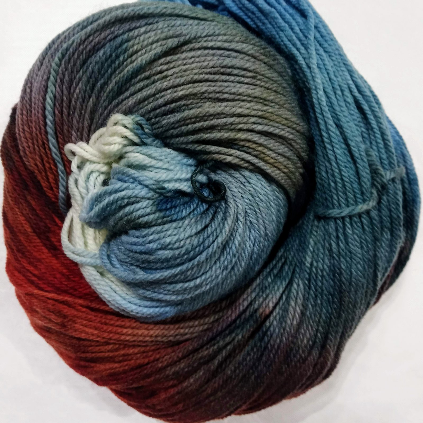 Blue Moon Targhee Worsted