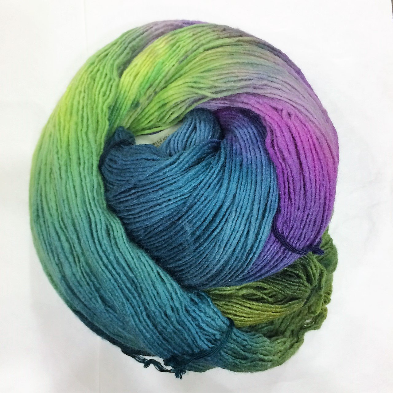 Blue Moon Fiber Arts Single Silky Targhee