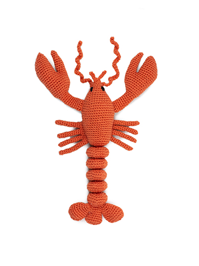 Toft UK Joanna The Bright Lobster Kit