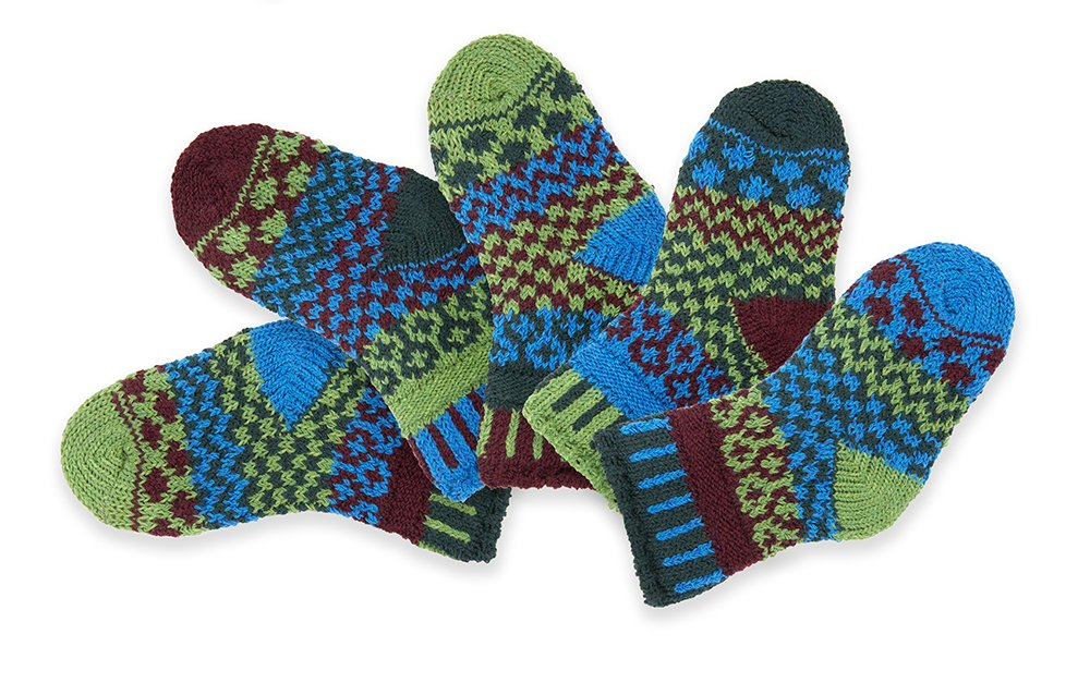 Solmate Baby Socks June Bug