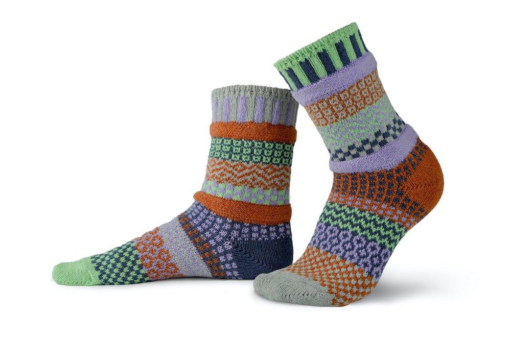 Solmate Crew Socks Juniper