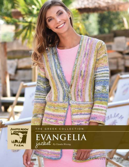 Cumulus Dappled Evangelia Jacket