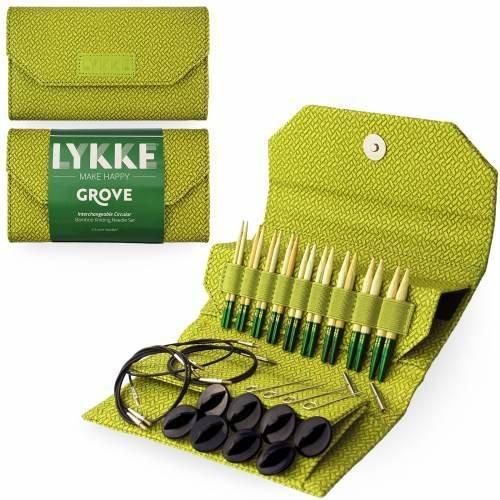 Lykke Interchangeable Grove 3.5 Inch Knitting Needles