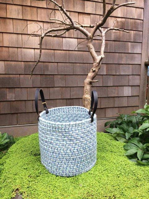 Aalta Large Wool Basket