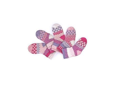 Solmate Baby Socks Lovebug *NEW COLOR*