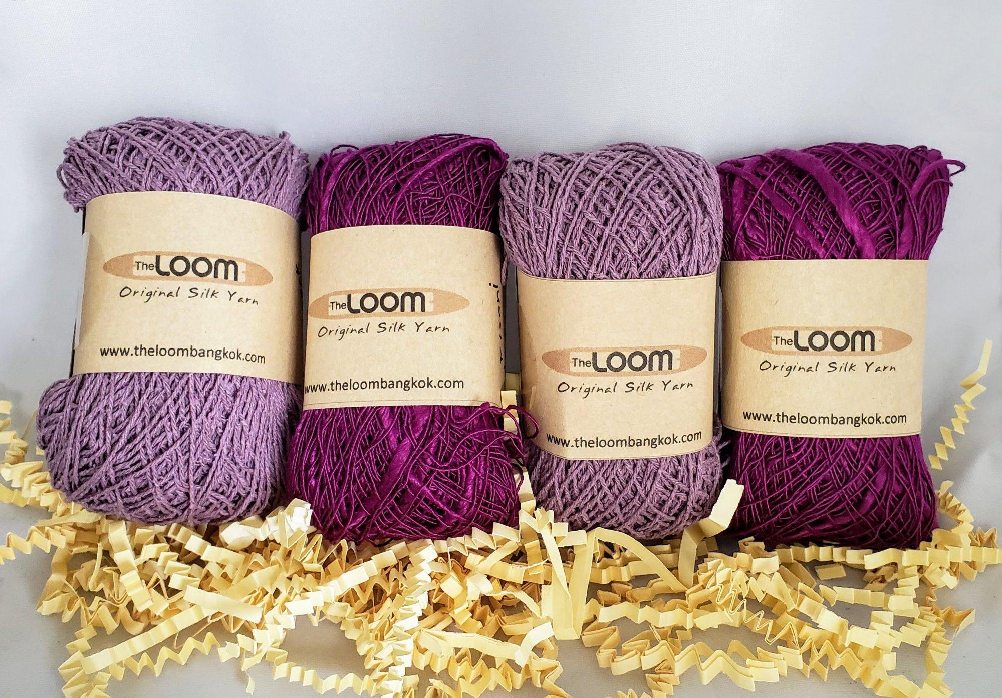 Loom Manistique Scarf Kit