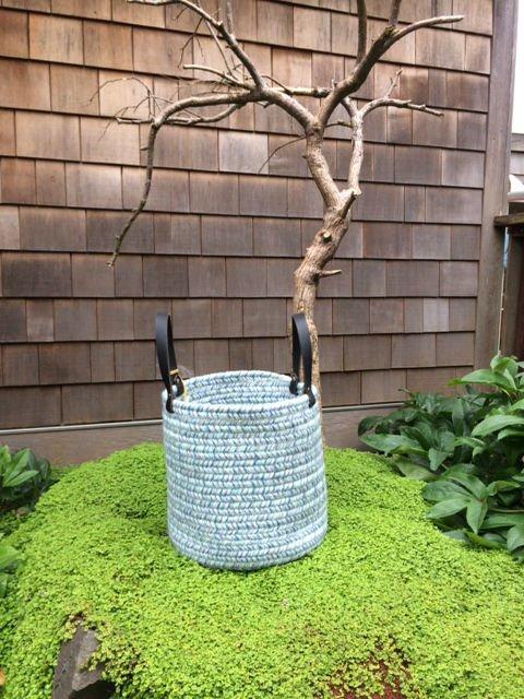 Aalta Medium Wool Basket