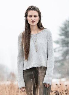 Blue Sky Spring Hill Sweater