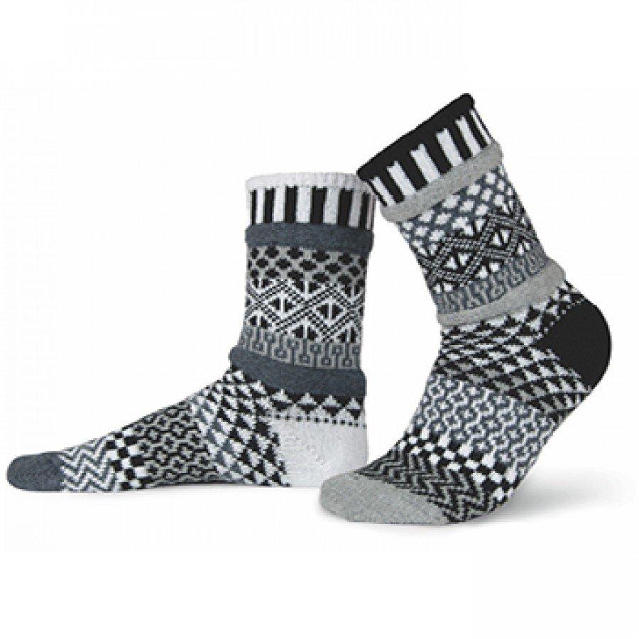 Solmate Crew Socks Midnight