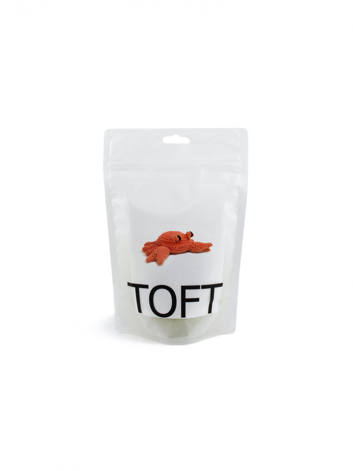 Toft UK Mini Cedric The Crab Kit