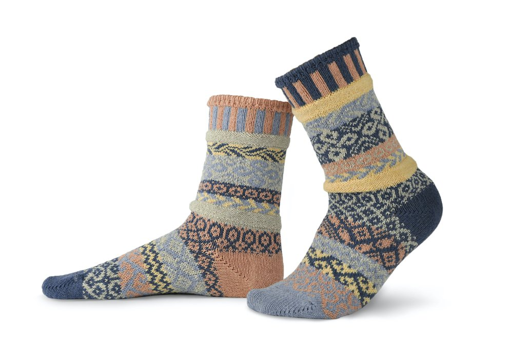 Solmate Crew Socks Mirage