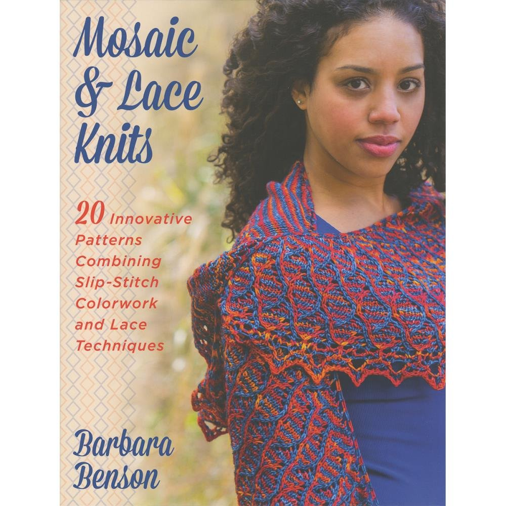 Mosaic and Lace Knits