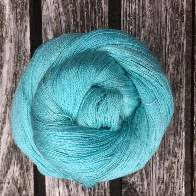 Blue Moon Marine Silk Lace