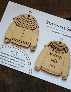 Stitchable Sweaters