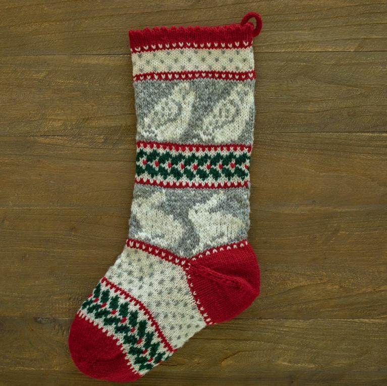 Appalachian Baby Christmas Stocking