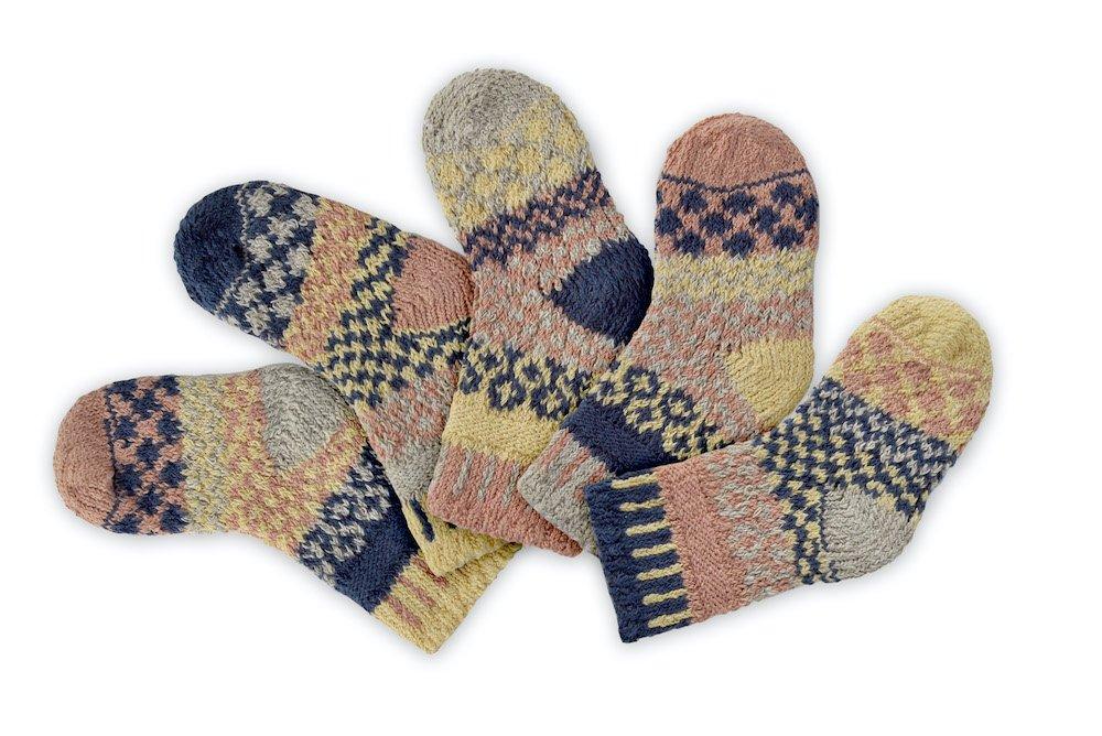 Solmate Baby Socks Pearl