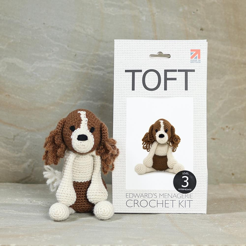 Toft UK Phillip the King Charles Spaniel