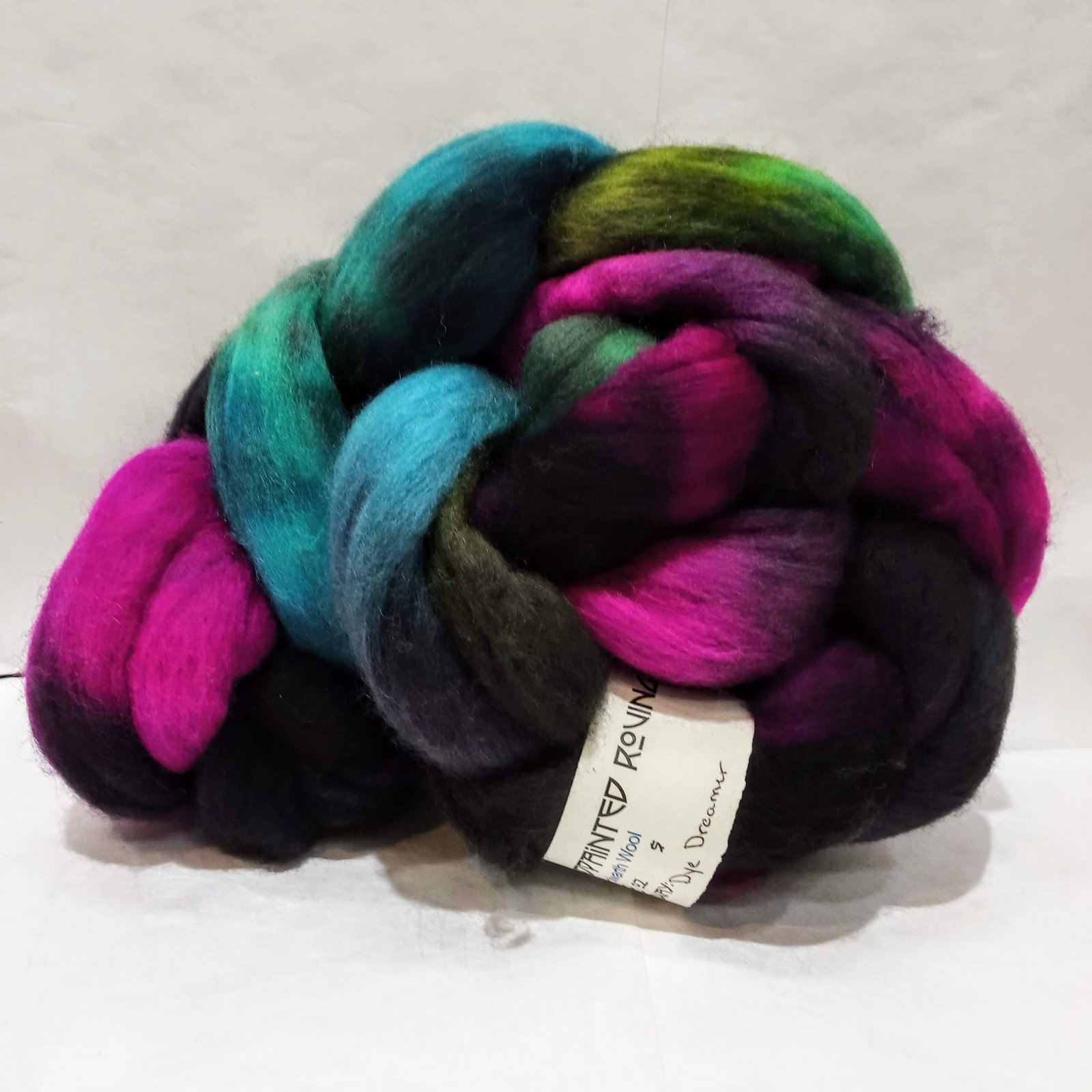 Blue Moon Fiber Arts Polwarth Roving