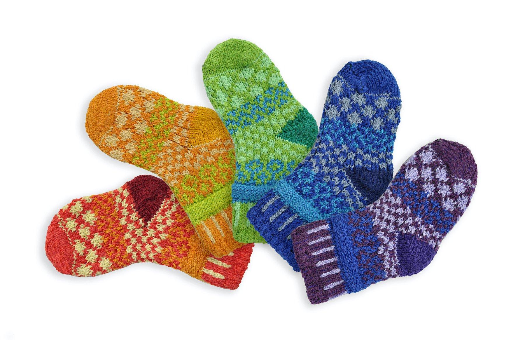 Solmate Baby Socks Prism