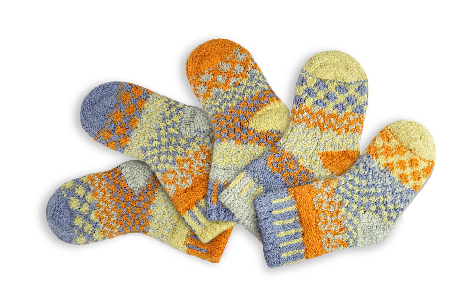 Solmate Baby Socks Puddle Duck