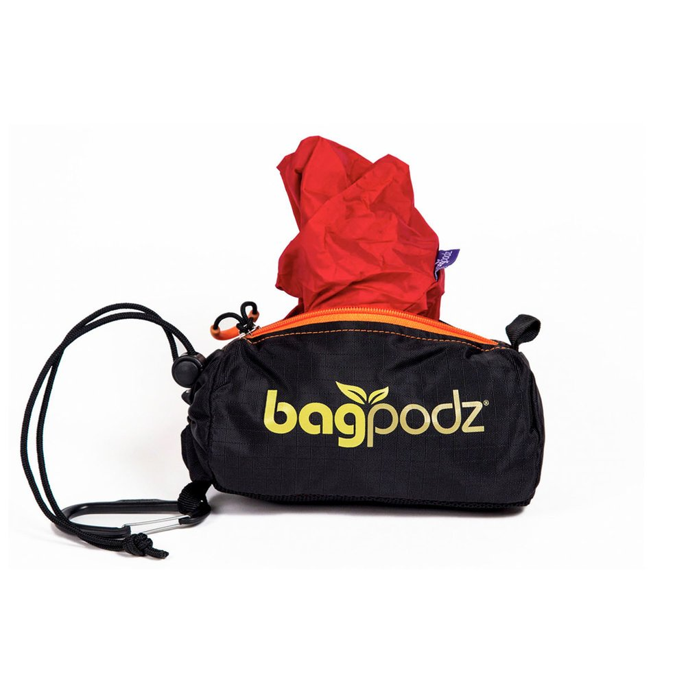 Bag Podz Cayenne Red